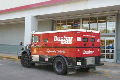 Dunbar Armor... Dunbar Armored Robbery